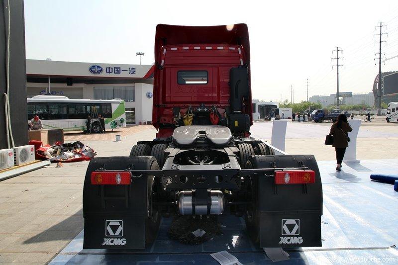徐工汽车 汉风g700 430马力 6x4 牵引车