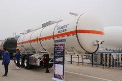 中集瑞江 25方氧化性物品罐式运输半挂车