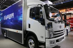 跃进 超越EC500i 5.2米单排纯电动智能城市物流车