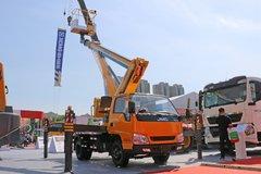 江铃 顺达窄体 116马力 17米高空作业车(徐工上装)