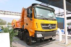 北奔 V3重卡 320马力 8X4 5.6米自卸车