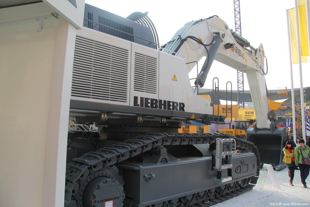利勃海尔 r984c挖掘机