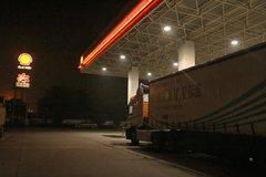 创领油耗星标准 奔驰卡车中国物流干线油耗实测