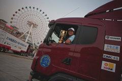 2010斯堪尼亚中国卡车驾驶员大赛