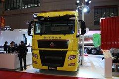 中国重汽 C7H 540 6X2牵引车