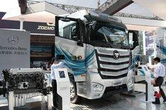 欧曼EST超级卡车 6X2R 430马力牵引车