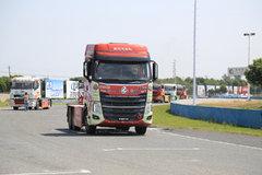 2015中国卡车乘龙汽车卡车公开赛