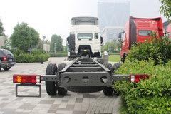 中国重汽T5G重卡 280马力 6X2厢式载货车