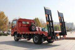 凯马 凯捷 129马力 4X2 平板运输车