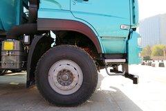 重汽斯太尔D7B 380马力 6X4渣土自卸车