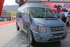 福特江铃 新世代全顺 V348 长轴 标准型 15座 客车