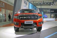 黄海N3 四驱汽油版 自动 尊贵版