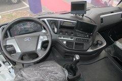 四川现代 Xcient创虎重卡 410马力 6X4道路污染清除车