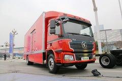 陕汽轩德E6 4X2纯电动厢式物流车