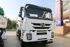 金刚M500 390马力 6X4 LNG自卸车