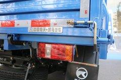 凯马 凯捷HM3 4X2 4.16米自卸车(国六)