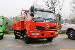 东风 福瑞卡 170马力 4X2 4.1米自卸车