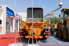 徐工 车载式混凝土泵车(重汽HOWO底盘)