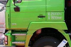 陕汽重卡 德龙F3000 375马力 6X4 5.8米自卸车