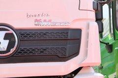 陕汽重卡 德龙新M3000 380马力 8X4 5.8米 LNG自卸车