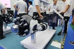 BPW AL系列轻量化空气悬挂车轴