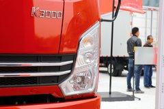 德龙K3000 160马力 4.85米排半栏板轻卡