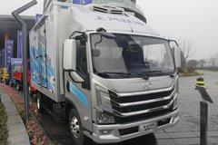 跃进 快运H500 150马力 4.17米单排厢式轻卡