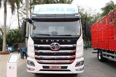 杰豹H6 240马力 4X2 6.8米冷藏车(国六)