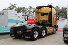 杰虎H6 450马力 6X4 牵引车(国六)