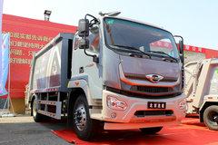 福田时代 领航ES7 260马力 4X2 压缩式垃圾车