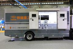 东风 天锦KR 220马力 4X2 远程指挥车