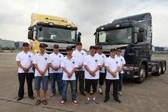 2012斯堪尼亚中国卡车驾驶员大赛