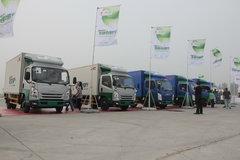 2012JMC轻卡低碳中国行