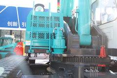 2012年大运重卡山河智能 伸缩臂起重机 车展图片
